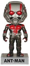 Фигурка Funko Marvel: Ant-Man – Ant-Man Wacky Wobbler Bobble-Head