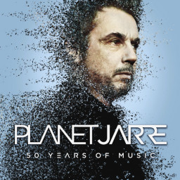 Jean-Michel Jarre: Planet Jarre – 50 Years Of Music. Super Deluxe Edition (2 CD + 2 MC)