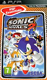 Sonic Rivals 2 (Essentials) [PSP]