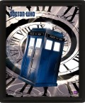 3D Постер Doctor Who: Tardis Time Spiral