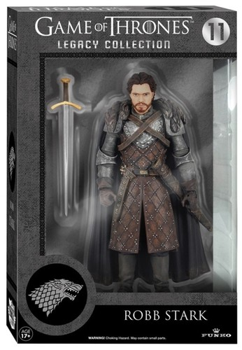 Фигурка Game of Thrones. Robb Stark (16 см)