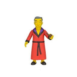 Фигурка The Simpsons Series 1 Hugh Hefner (12 см)