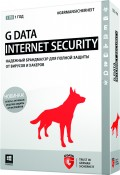 G Data Internet Security (3 ПК, 1 год)
