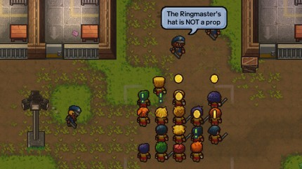 The Escapists 2. Big Top Breakout. Дополнение [PC, Цифровая версия]