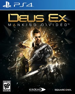 Deus Ex: Mankind Divided [PS4]  – Trade-in | Б/У