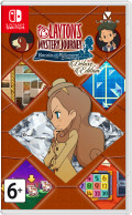 Layton's Mystery Journey: Katrielle and the Millionaires' Conspiracy. Deluxe Edition [Switch]