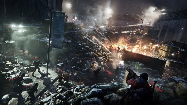 Tom Clancy's The Division: Последний рубеж. Дополнение