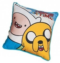 Подушка Adventure Time. Finn & Jake (20 см)
