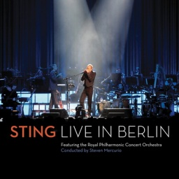 Sting. Live In Berlin (CD + DVD)