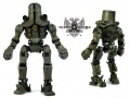 Фигурка Pacific Rim 7 Series 3 Cherno Alpha (21 см)