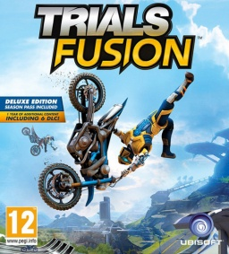Trials Fusion. Deluxe Edition