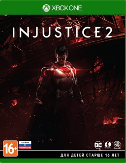 Injustice 2 [Xbox One]  – Trade-in | Б/У