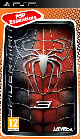 Spider-Man 3 (Essentials) [PSP]