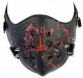 Маска Geek Mask With Spikes And Blood