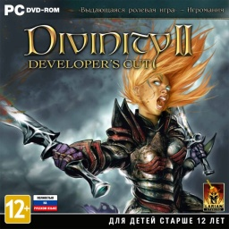 Divinity 2. Developer's Cut [PC-Jewel]