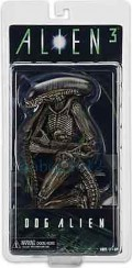 Фигурка Aliens Series 8. Dog Alien Grey (17 см)