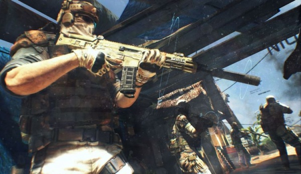 Tom Clancy's Ghost Recon: Future Soldier. Дополнение (DLC) 3 – Khyber Strike