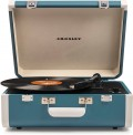 Виниловый проигрыватель Crosley Portfolio Portable CR6252A-TU c Bluetooth