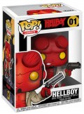 Фигурка Funko POP Comics: Hellboy – Hellboy (9,5 см)