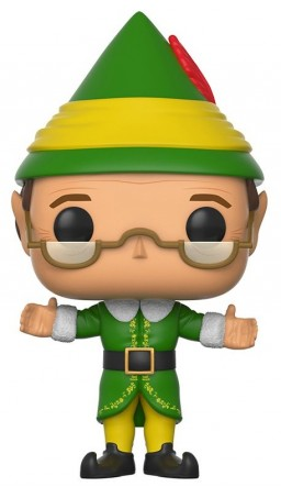 Фигурка Funko POP Movies: Elf – Papa Elf (9,5 см)