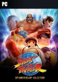 Street Fighter 30th Anniversary Collection [PC, Цифровая версия]