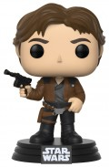 Фигурка Star Wars Solo Funko POP: Han Solo Bobble-Head (9,5 см)