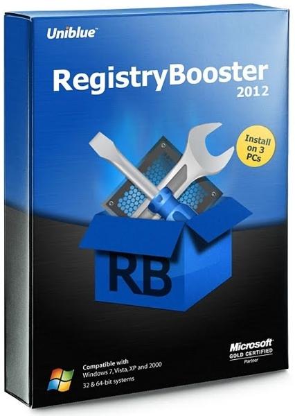 RegistryBooster - прорамма для оптимизации и очистки системного