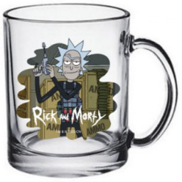 Кружка Rick And Morty: Rick In Black