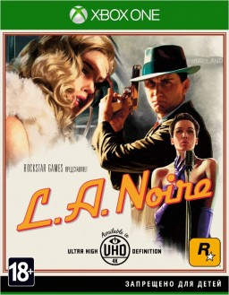 L.A. Noire [Xbox One] – Trade-in | Б/У