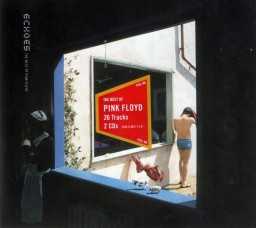 Pink Floyd: Echoes – The Best of Pink Floyd (2 CD)