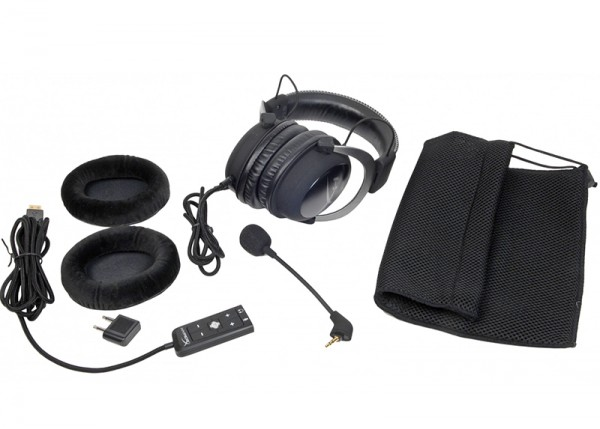 Гарнитура Kingston HyperX Cloud II Headset Gun Metal для PC