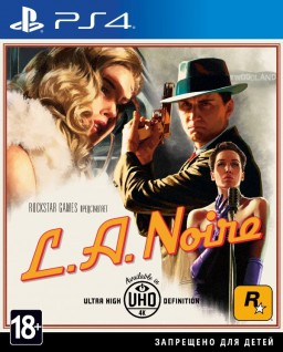L.A. Noire [PS4] – Trade-in | Б/У