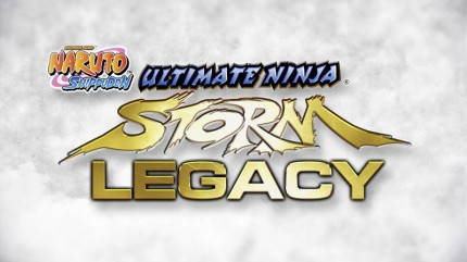 Naruto Shippuden Ultimate Ninja Storm Legacy Edition [PS4]