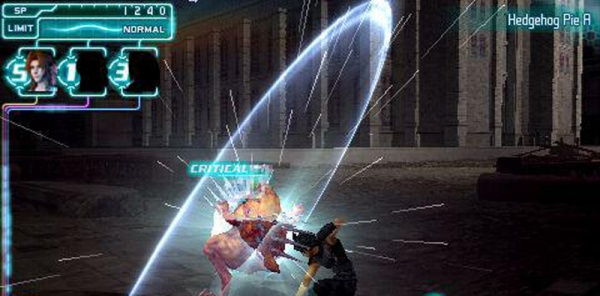 Crisis Core: Final Fantasy 7 [PSP]
