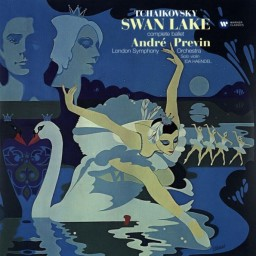 Andre Previn & London Symphony Orchestra  – Tchaikovsky P.I.  Swan Lake (3 LP)