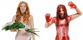 Фигурка Carrie Series 1 Carrie White (Bloody Version) (18 см)
