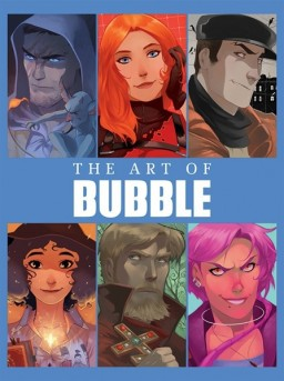 Артбук The Art Of Bubble