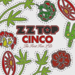 Zz Top – Cinco The First Five LPs (5 LP)
