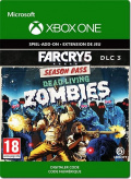 Far Cry 5: Dead Living Zombies. Дополнение [Xbox One, Цифровая версия]