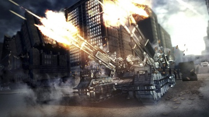 Armored Core V [PS3]