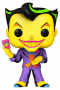Фигурка Funko POP Heroes: DC Comics – Joker Black Light Exclusive (9,5 см)