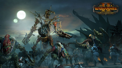 Total War: Warhammer II – Curse of the Vampire Coast. Дополнение [PC, Цифровая версия]