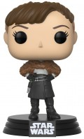 Фигурка Star Wars Solo Funko POP: Qi'ra Bobble-Head (9,5 см)