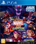 Marvel vs. Capcom: Infinite [PS4] – Trade-in | Б/У