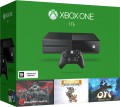 Комплект Xbox One (1 TB) + игра Rare Replay + игра Ori and the Blind Forrest + игра Gears of War Ultimate