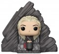 Фигурка Funko POP: Game Of Thrones – Daenerys Targaryen On Dragonstone Throne (9,5 см)