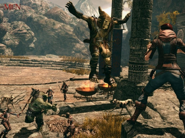 Of Orcs and Men [PS3]