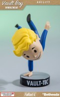 Фигурка Fallout 4 Vault Boy 111 Bobbleheads: Series Three – Agility (13 см)