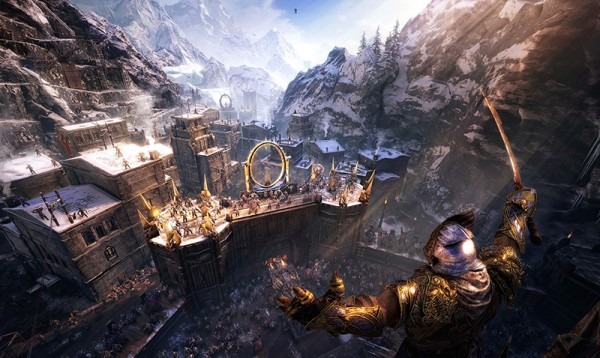 Средиземье: Тени войны (Middle-earth: Shadow of War). Mithrill Edition [PS4]
