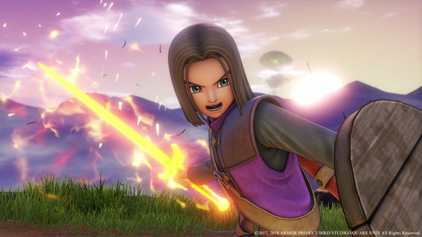 Dragon Quest XI: Echoes of an Elusive Age. Издание света [PS4]
